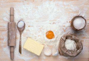 bizcocho casero ingredientes