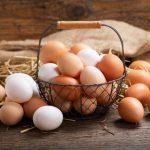 por qué hay huevos blancos y marrones