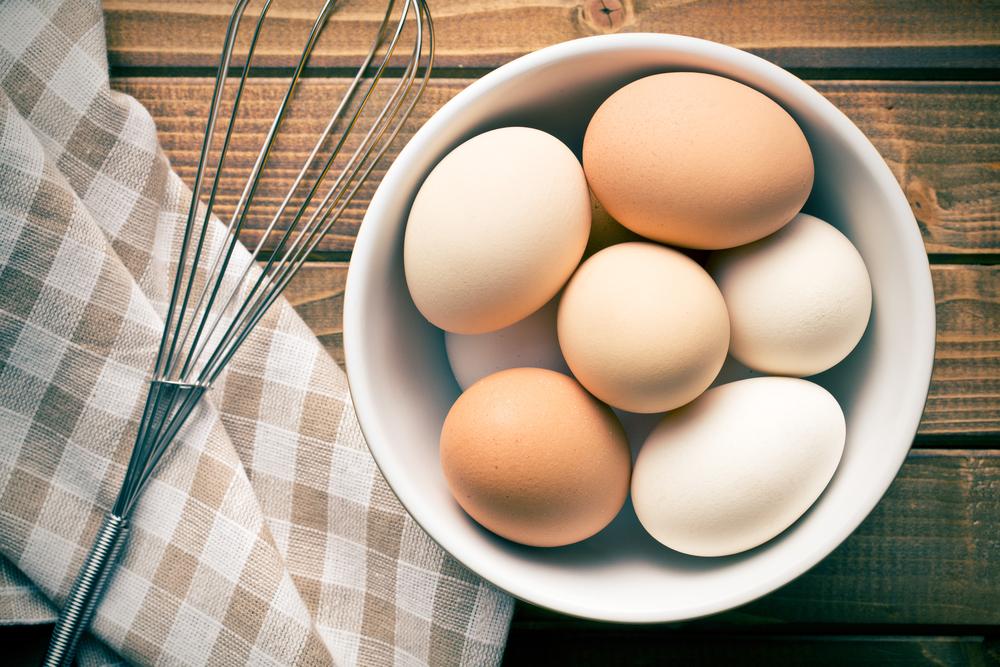 el huevo tiene colesterol en la cocina