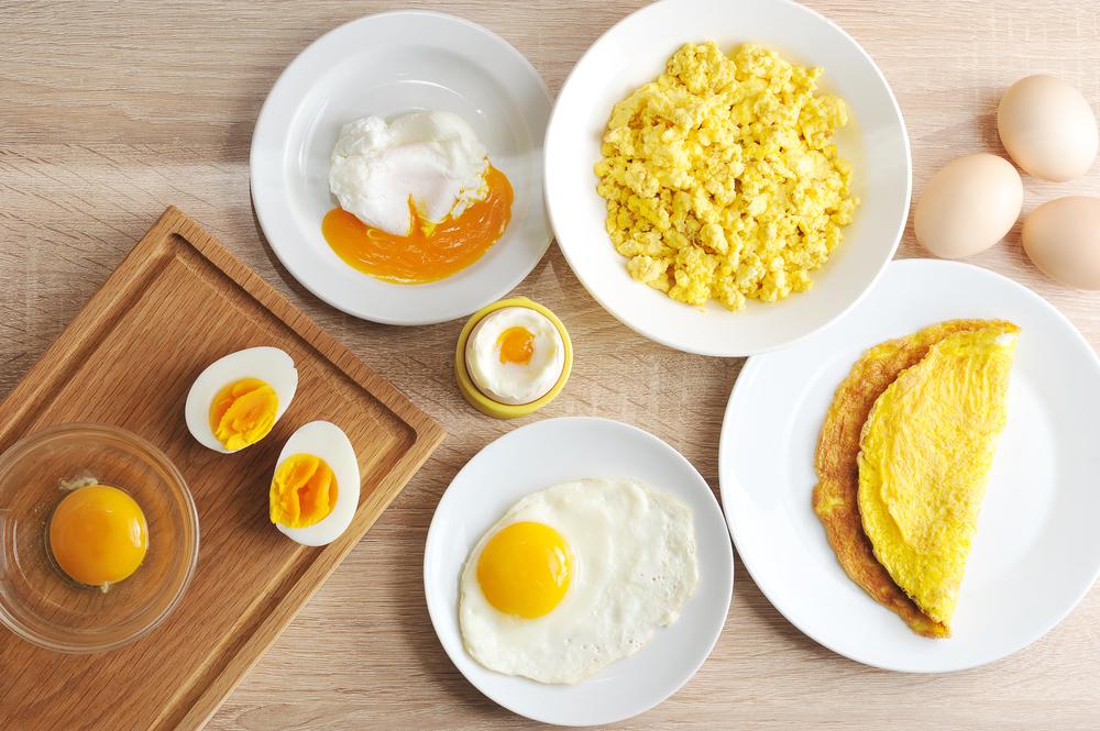 el huevo engorda